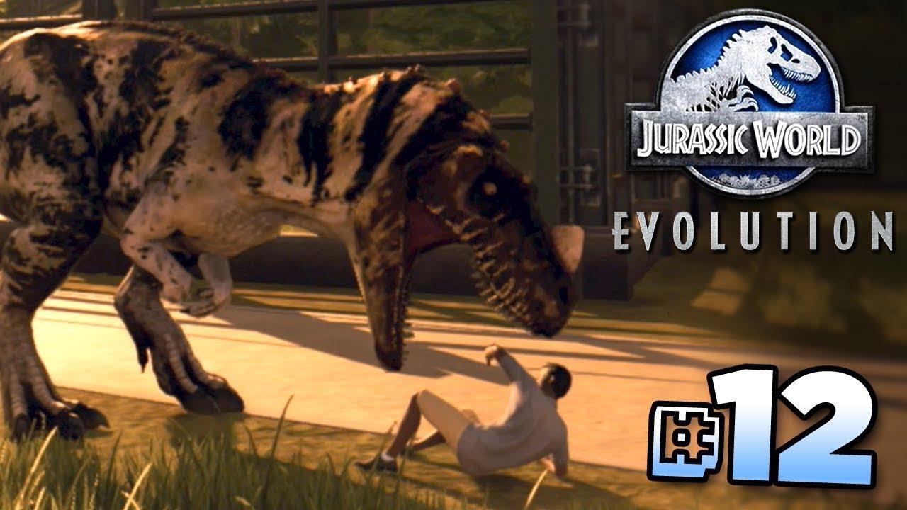 We Re Never Opening Again Jurassic World Evolution Ep12 Youtube
