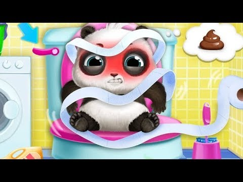 Panda Lu Baby Bear World - New Pet Care Adventure - Fun Kids Games