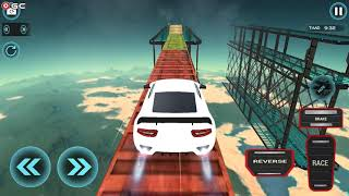 Car Stunt 2019 - Impossible Amazing Car Race Games - Android Gameplay FHD