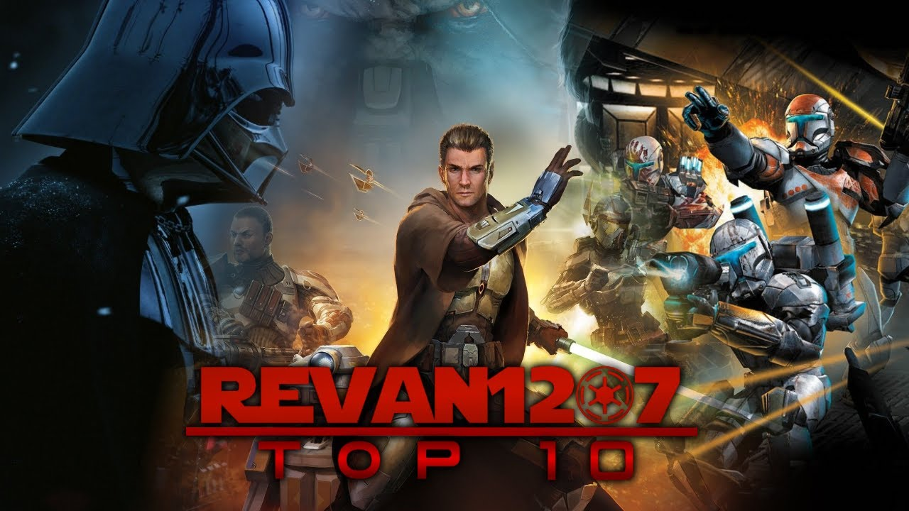 Revan1207's Top 10 Star Wars Anthology Films I Want