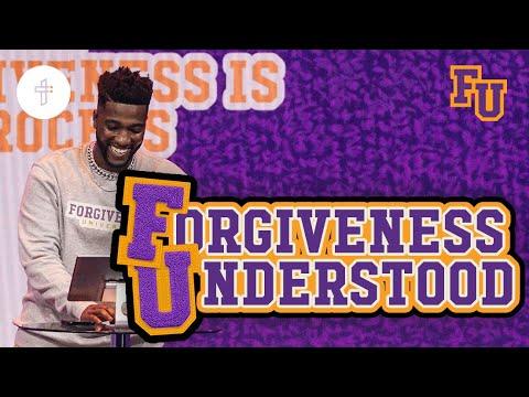 Forgiveness Understood // The Forgiveness Process // FU Forgiveness University (Part 4) Michael Todd