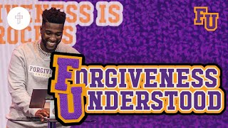 Forgiveness Understood // The Forgiveness Process // FU Forgiveness University (Part 4) Michael Todd