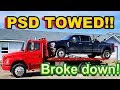 My NEW 2017 FORD F-350 POWERSTROKE Left me STRANDED. What HAPPENED?!?