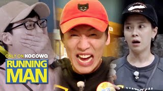 "[Running Man Ep 477ㅣPreview] ""Ghost Story of a TV Station : Legendary Proposal"""