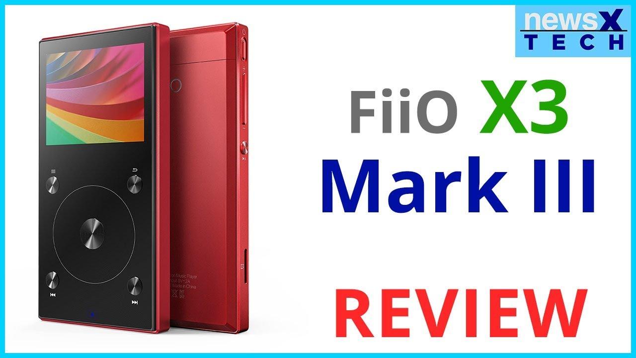 fiio x3 mark 3 review