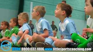 ★ FOOTBALL FOR 3 to 5 YEAR OLDS with Little Sports Coaching ★