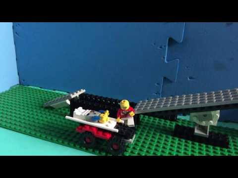 Lego suicides - more of a murderous accident