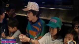 ILLREMEのヒップホップ子供新聞 「メテオ先生を描こう」 2 @ DOMMUNE 2010.6.6.