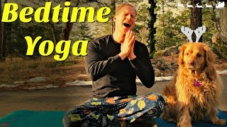 Day 7 - Gentle Bedtime Yoga Stretches - 7 Day Flexibility Challenge #7dayflexibilitychallenge