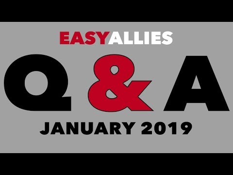 Easy Allies Patron Q&A - January 2019 from YouTube · Duration:  2 hours 3 minutes 6 seconds