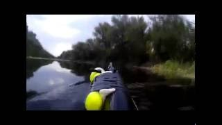 видео река Айдар