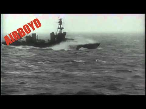 USS Hornet (CV-8) Revealed As Doolittle Raid Carrier (1945)