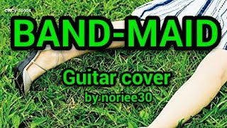 BAND-MAID   Choose me  cover