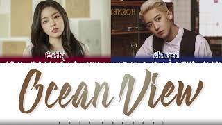 Download Lagu ROTHY - 'OCEAN VIEW' (feat CHANYEOL of EXO) Lyrics [Color Coded_Han_Rom_Eng] mp3