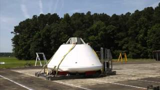 Orion Sees Fit Check for Recovery Test
