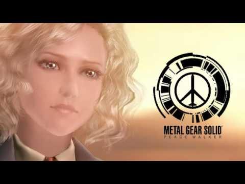 MG Peace Walker - Paz Ortega Theme