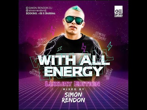 WITH ALL ENERGY (luxury edition) BY SIMON RENDON