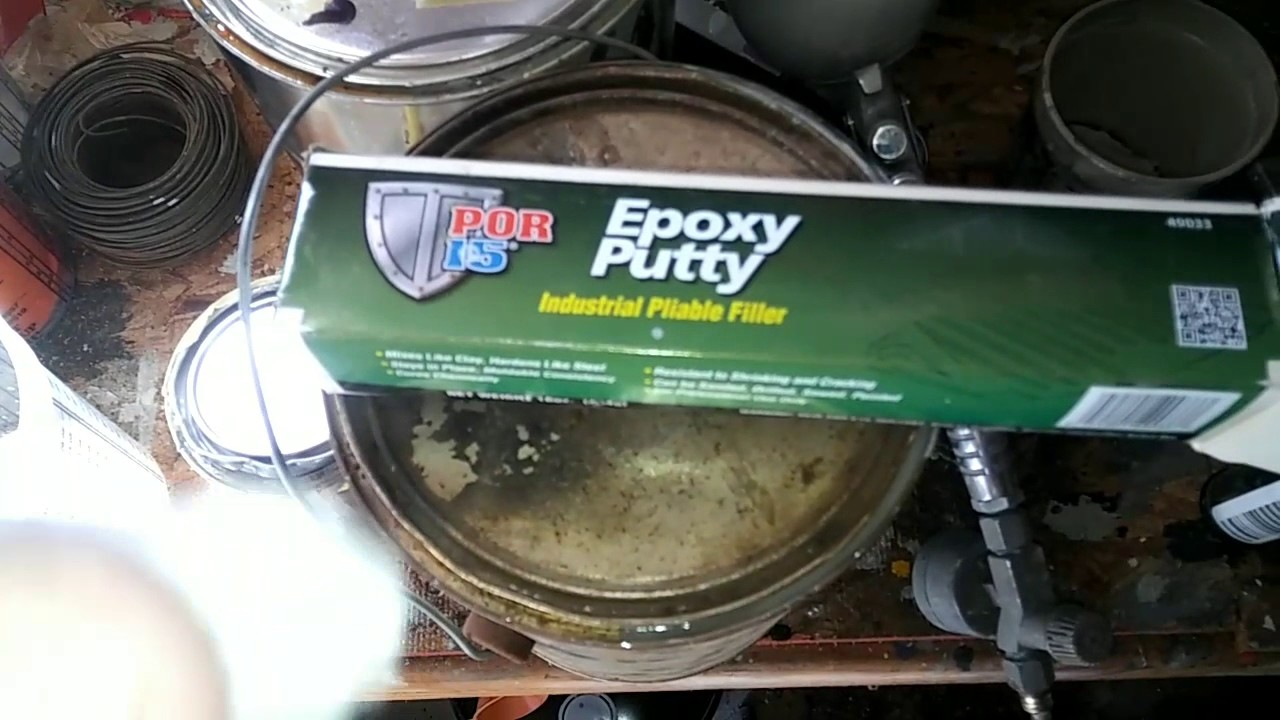 por 15 epoxy putty instructions