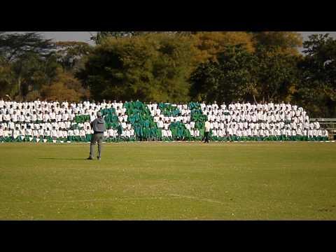 St. Johns School War cries - Zimbabwe