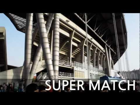 Super Match: Suwon vs Seoul ::: The biggest soccer event in Korea