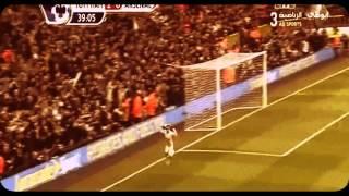Tottenham vs arsenal 2-1 goals & highlights 03/03/2013 HD