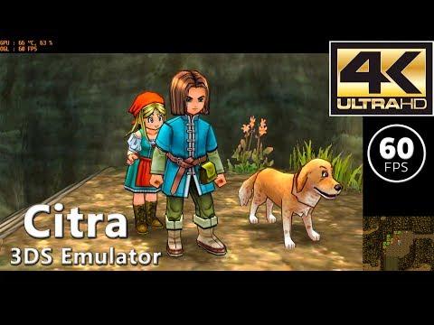 Citra 3DS Emulator - Dragon Quest Monsters Joker 3 Ingame