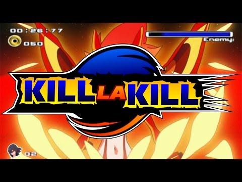 Kill la Kill OST: Final Boss Theme