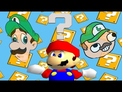 Thumbnail: Retarded64: We're going on a Luigi hunt