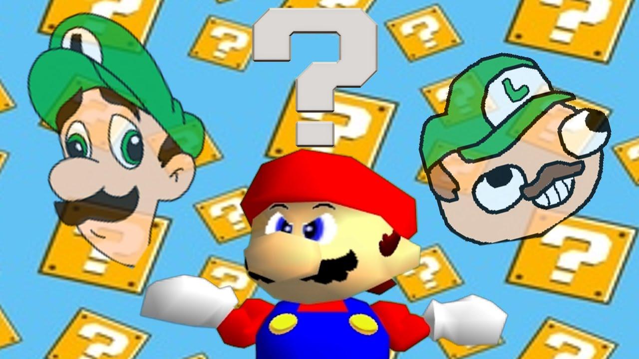 Luigi 64 Bit 2156 | VIZUALIZE