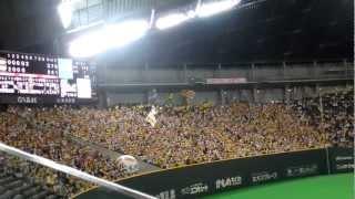 2012.6.3 札幌ドームにて 史上9人目.