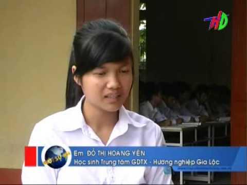 Ghi nhan TT GDTX Gia Loc