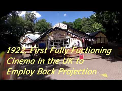 Checking Out Kinema In The Woods