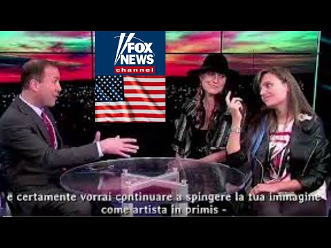 Veronica Vitale & Jess Lamb INTERVISTA FOX NEWS 19, Cincinnati