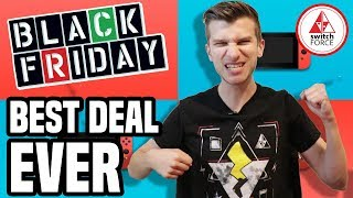 Best Nintendo Switch Black Friday 2018 Deal Ever! (2018 Black Friday Gamestop Deals)