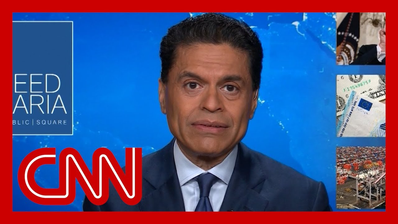 CNN:Fareed: This is a canary in the coal mine for America