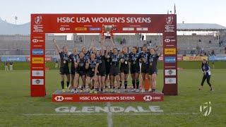 Highlights: New Zealand claim title at Glendale Sevens
