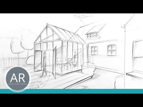 Architektur Skizzen Ideen Im Handumdrehen Visualisieren Zeichenkurse