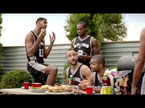Spurs Commercial