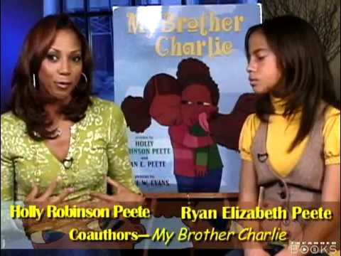 Holly Robinson Peete My Brother Charlie