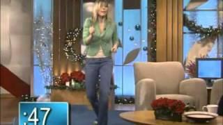 Jessica Biel's Dance