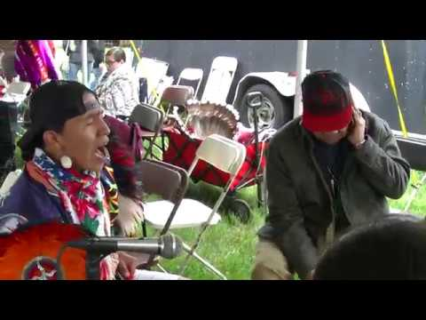 Wild Band on a Windy Day - Redhawk Native Arts Raritan Pow Wow 2018