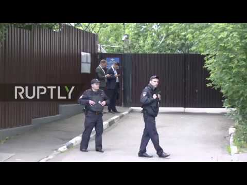 LIVE: Navalny to be released after 25-day detention in Moscow