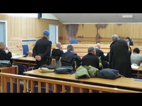 RIMINI: Primo faccia a faccia in tribunale tra Gessica e Edson | VIDEO