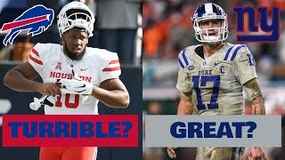 The 5 GREATEST Picks from the 2019 NFL Draft... and the 5 ABSOLUTE WORST