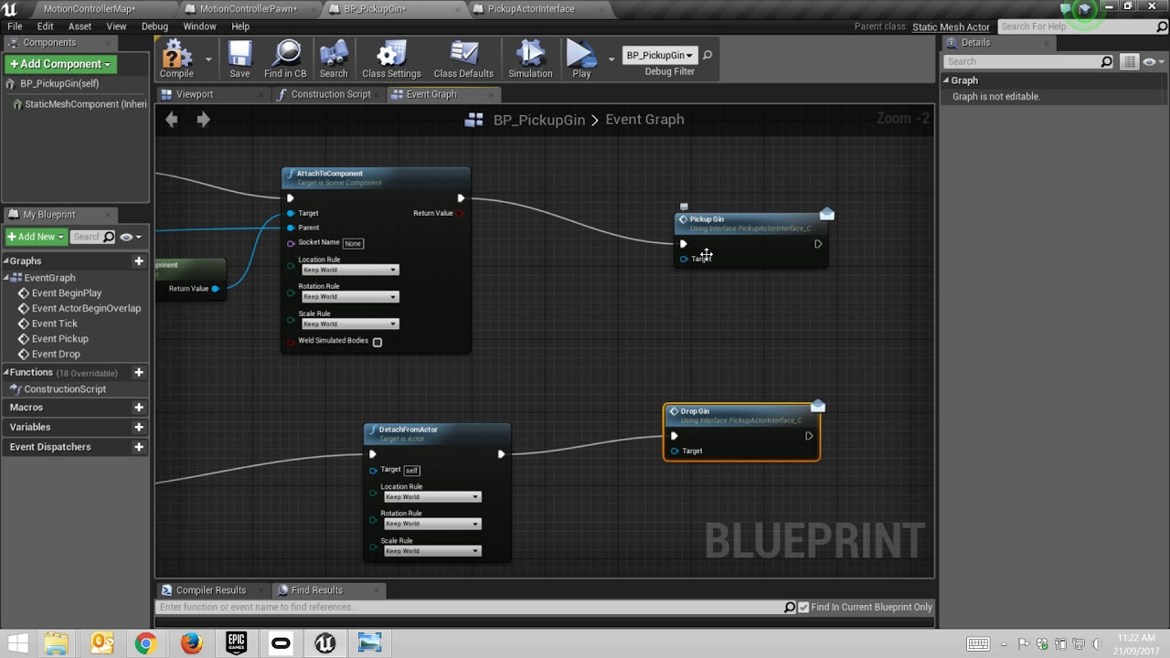 Ue4 post process and interface bps youtube ue4 post process and interface bps malvernweather Gallery