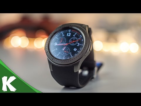 Domino DM368 | In-Depth Review | Gaming On A Smartwatch | Android 5.1