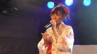 2014年8月18日むっちゃんのガーリーアップLIVE 浴衣ガーリーのラスト曲.