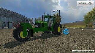 Farming Simulator 2013 Mods - Trike Tractor