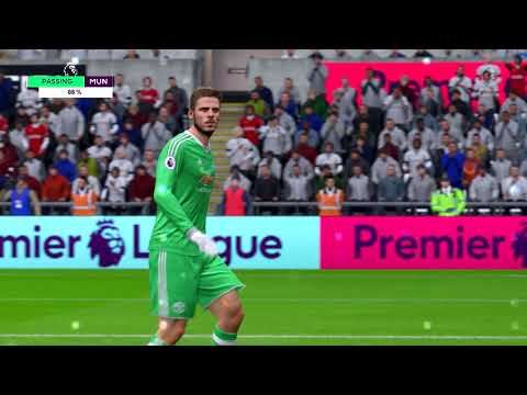 Fifa 18 Swansea - Man Utd PL (1-5) (Legendary)