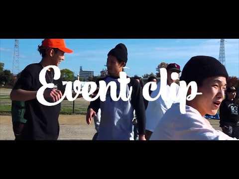 "Event clip #""RIDE & UP South Osaka""南大阪スケート"